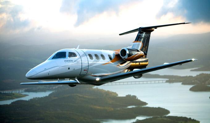 EBACE 2014: Embraer fait E-voluer son  Phenom 100