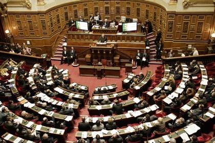 Le Sénat adopte l'actualisation de la LPM à une large majorité