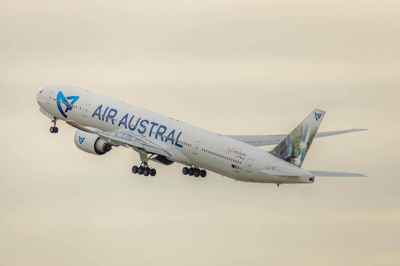 Air Austral présente ses cabines rénovées