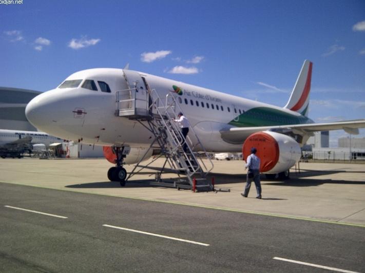 Cela plane pour Air Côte d'Ivoire
