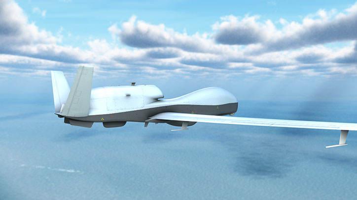Un deuxième drone Triton pour l'Australie
