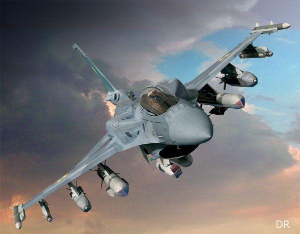 Israël se réinvestit sur le F-16