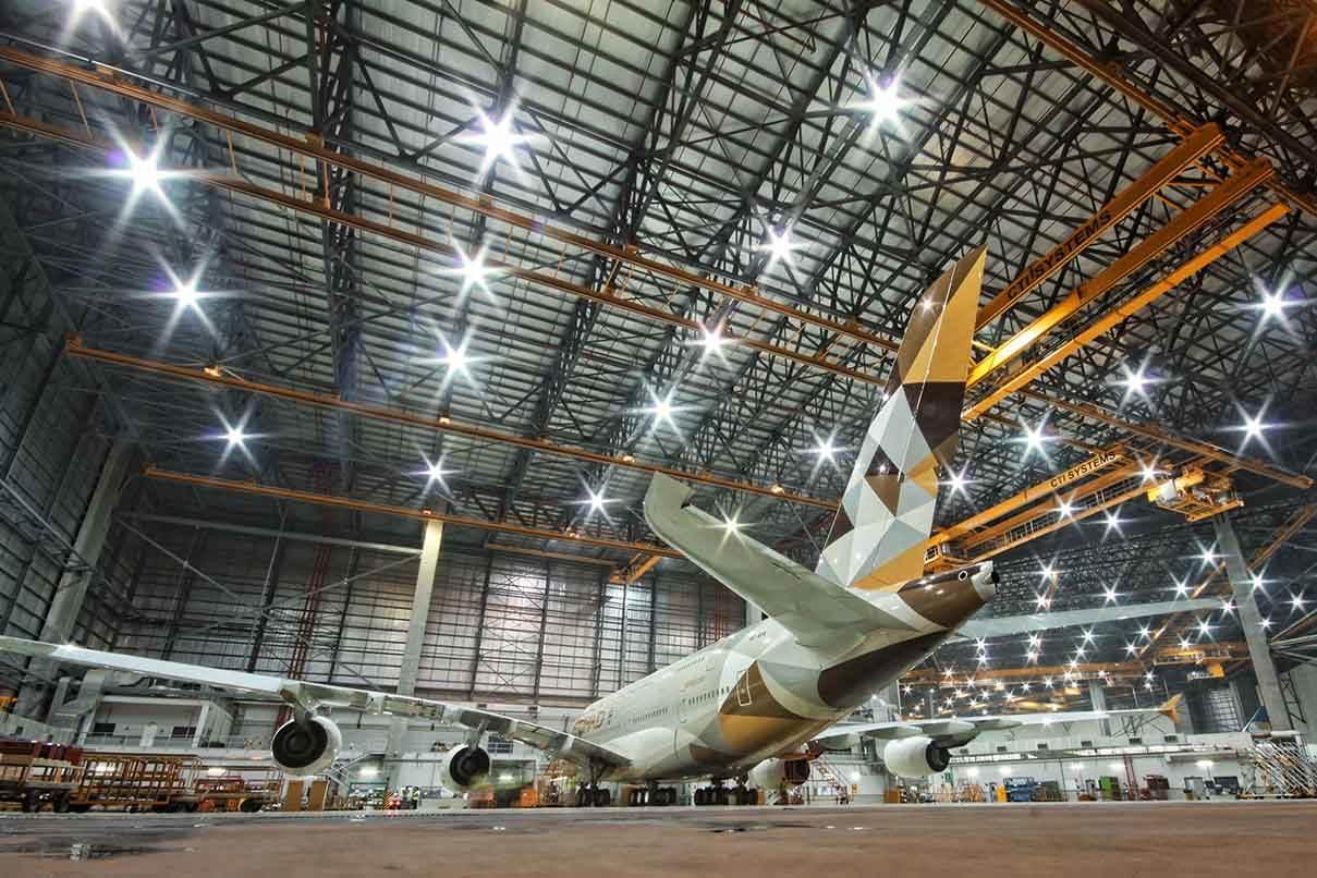 MRO A380 : Etihad et Airbus lancent une offre de services