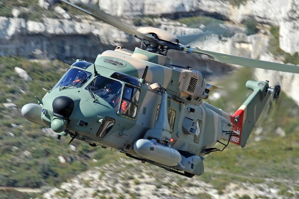 Le Qatar commande 28 NH90