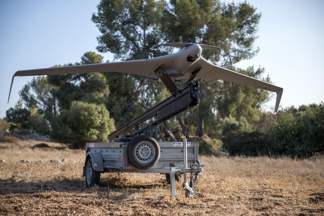 Bourget 2017 : Aeronautics présente ses drones