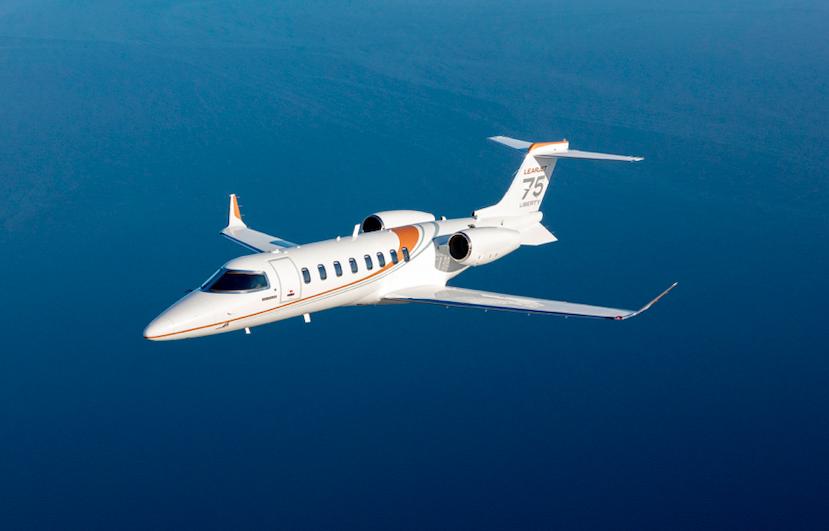 Fin 2021, Bombardier cessera la production du Learjet
