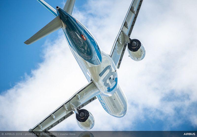 Airbus en restera à 768 ventes nettes en 2019