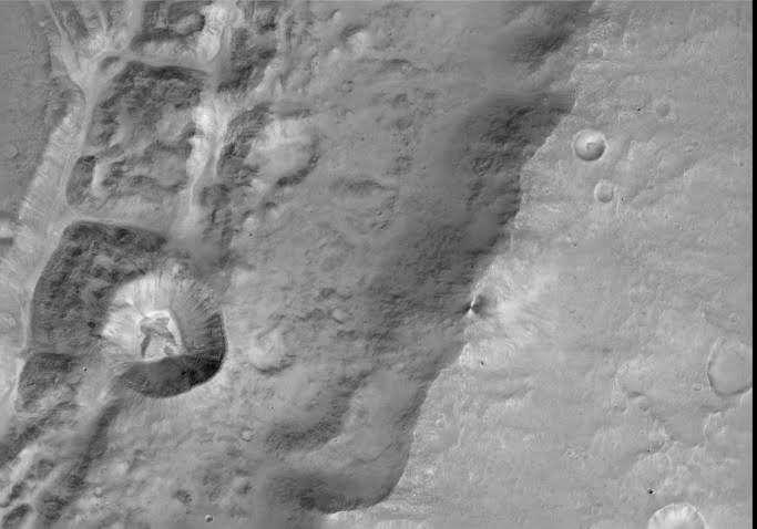 Valles Marineris vue par ExoMars
