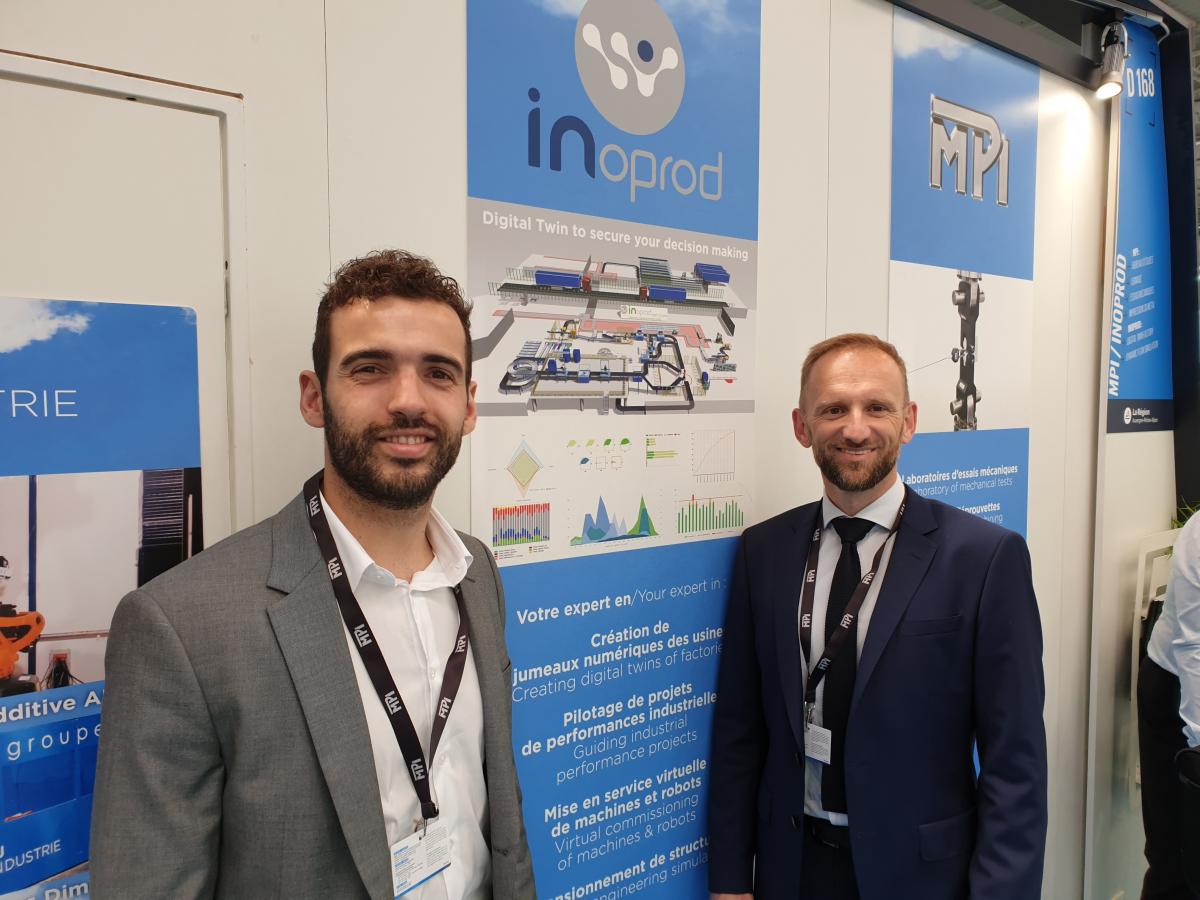 Bourget 2019 : Inoprod amplifie son internationalisation