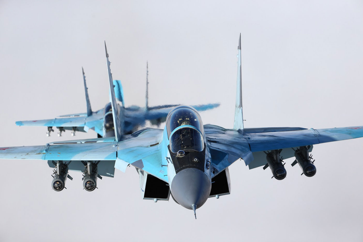 OAK lance la production du Mig-35