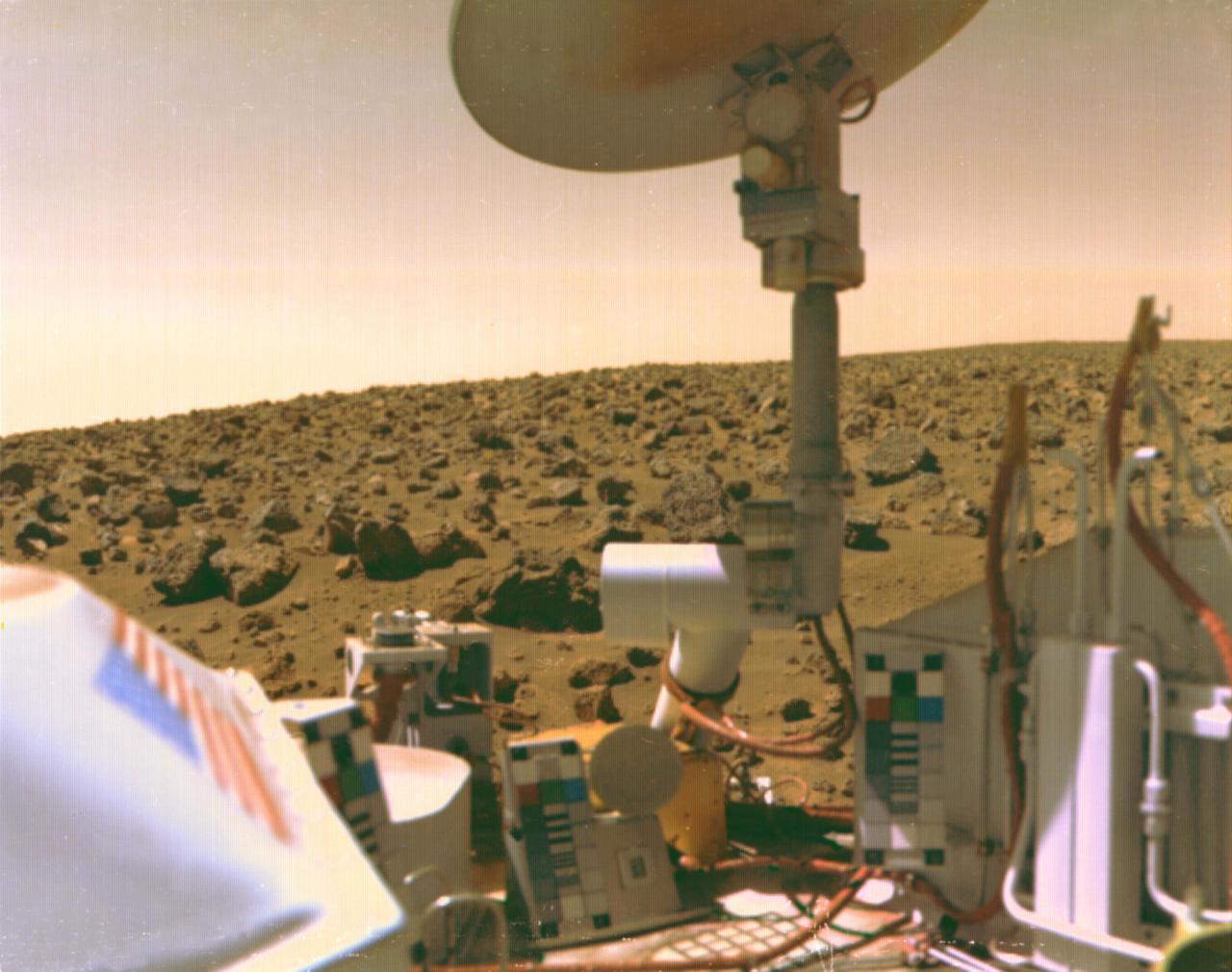 """Conférence """"1976-2016 : 40 ans sur Mars"""""""