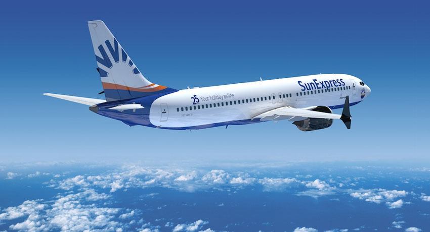 Dubai Airshow 2019 : SunExpress reprend 10 Boeing 737 MAX 8