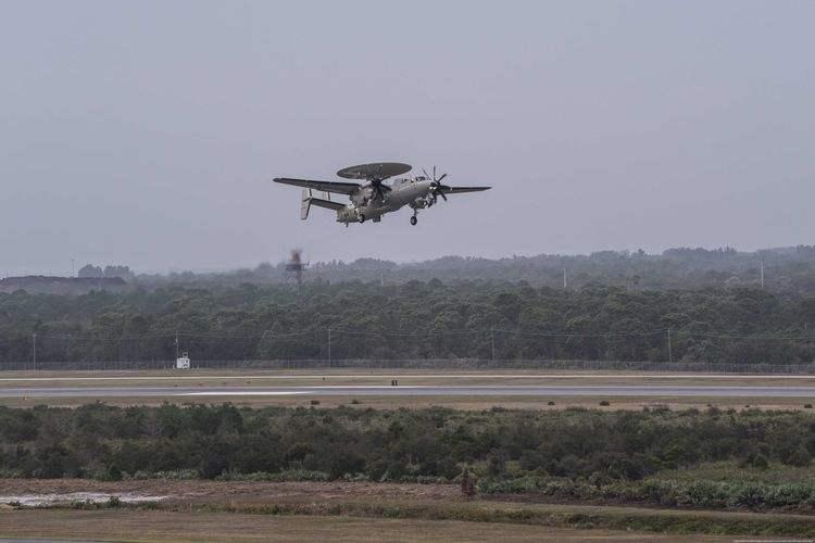 Livraison du premier E-2D Hawkeye au Japon