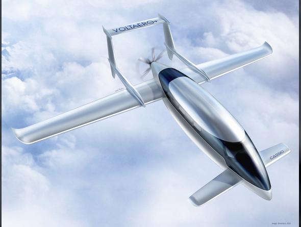 Airways Aviation devient le client de lancement français du VoltAero Cassio