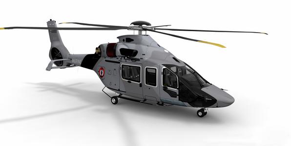 Deux H160 supplémentaires pour la Marine nationale