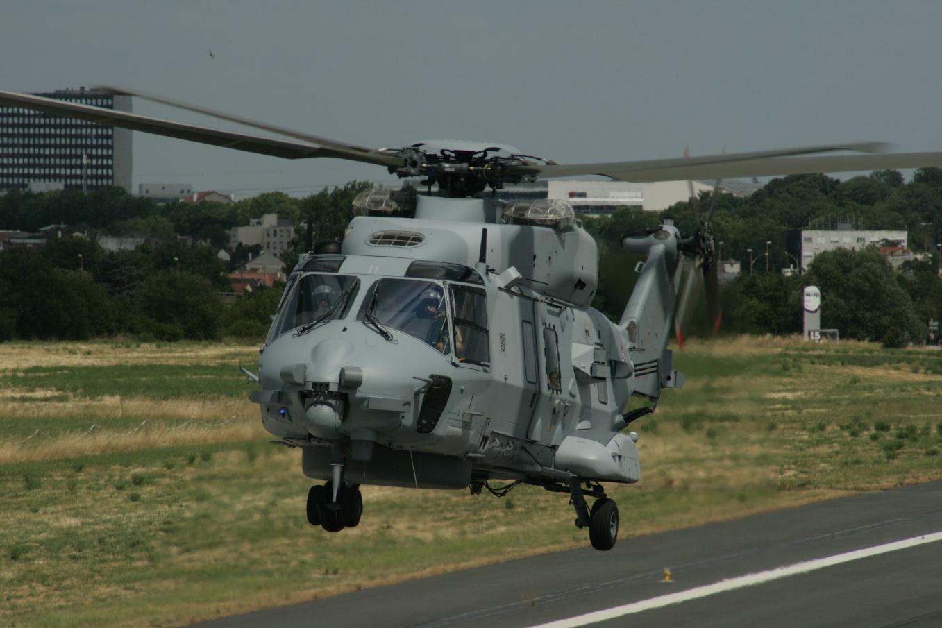 "Marine : ""Constat alarmant"" pour les ATL2 et les NH90"