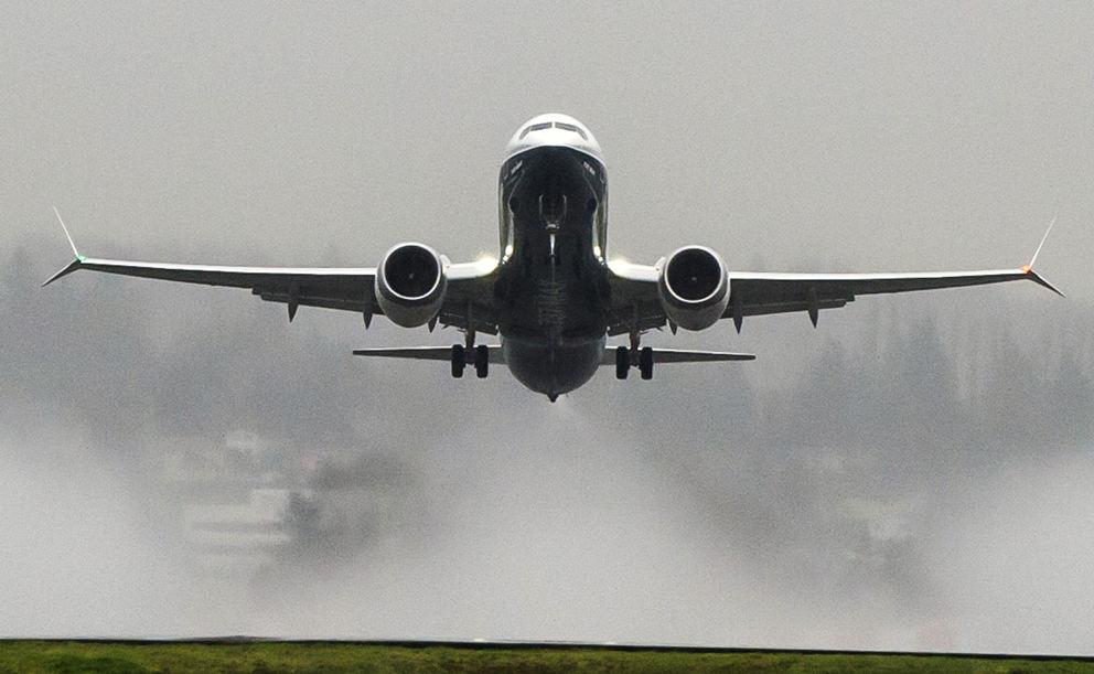 Premier Boeing 737 complété en Chine pour 2018