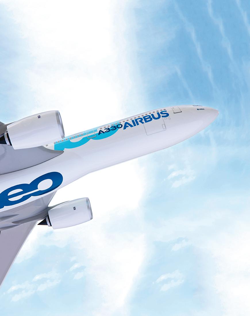 Farnborough 2016 : Airbus et Boeing en ont gardé sous les ailes
