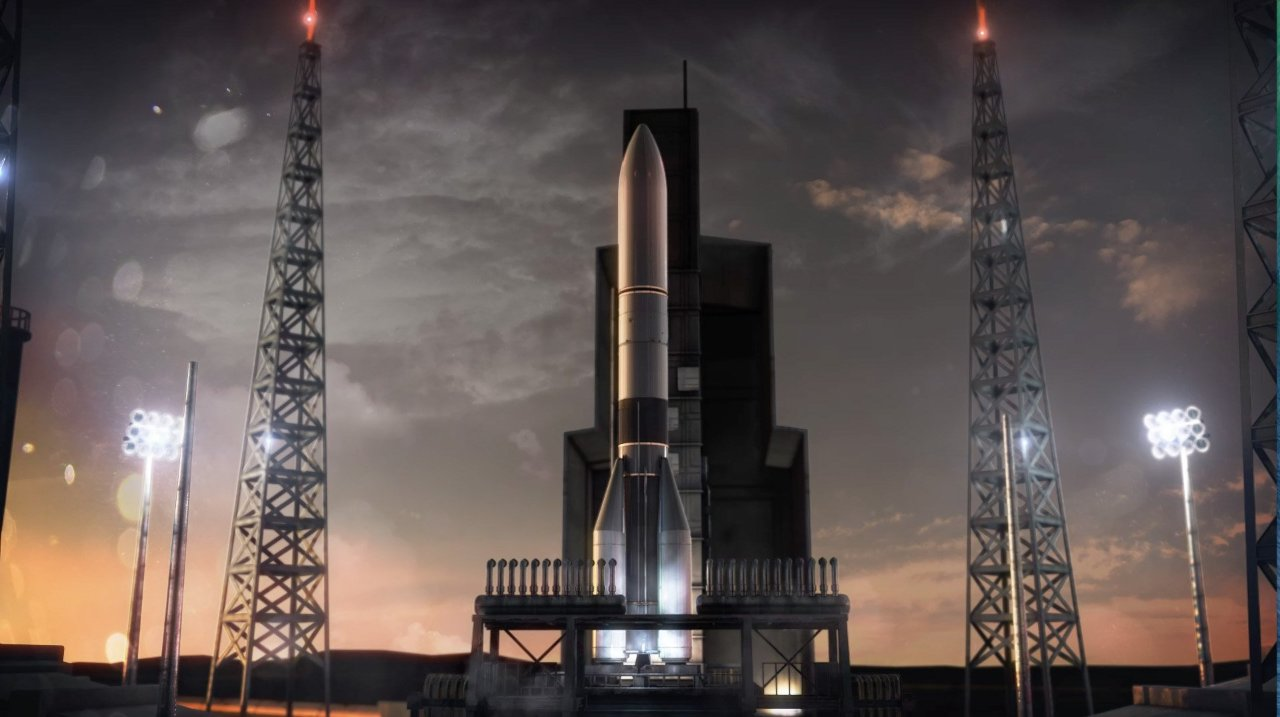 Première revue de définition d'Ariane 6