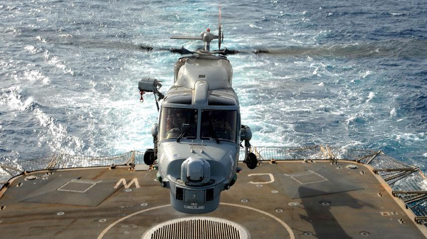 La Royal Navy met ses Lynx à la retraite