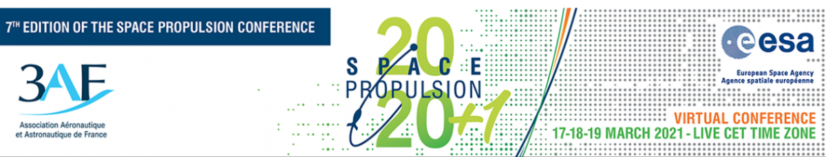 Bilan de la conférence Space Propulsion 2020+1