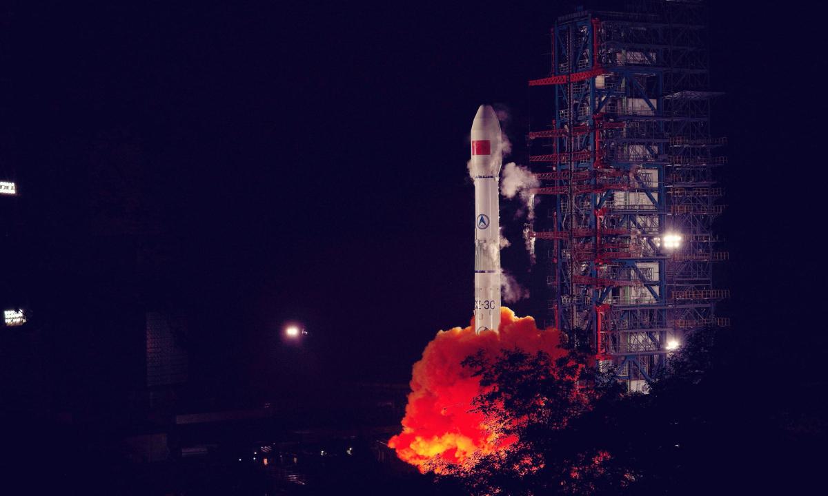 La Chine championne des lancements orbitaux cet été