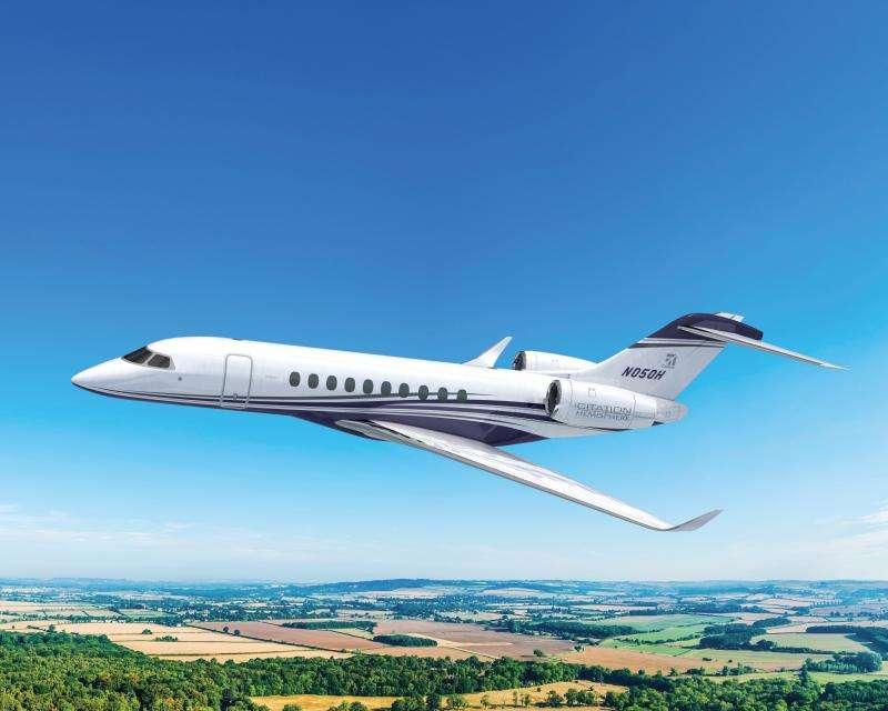 Cessna confirme le moteur Safran Silvercrest pour son Citation Hemisphere
