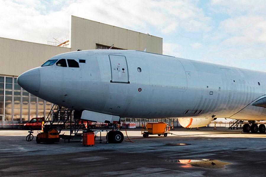Fret: Troisième client pour l'Airbus A330P2F