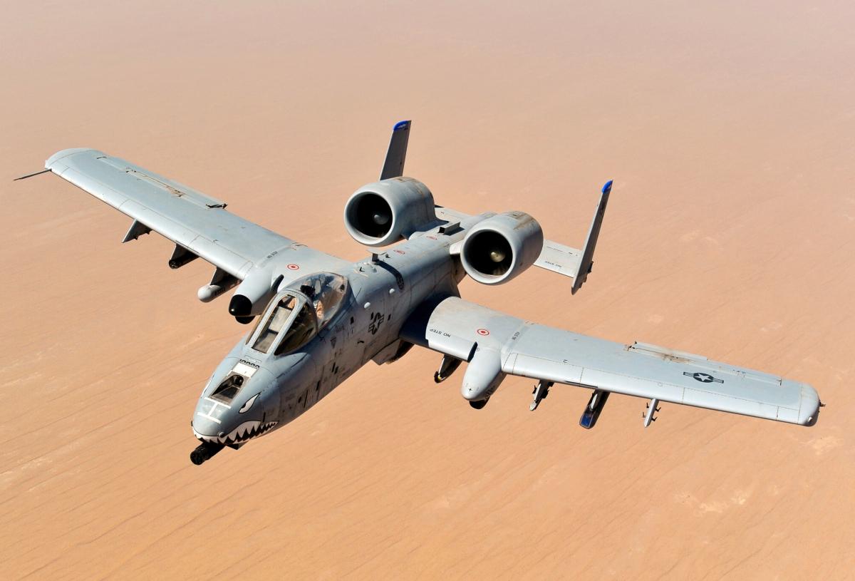 A-10 vs F-35:  Le plébiscite des parlementaires américains