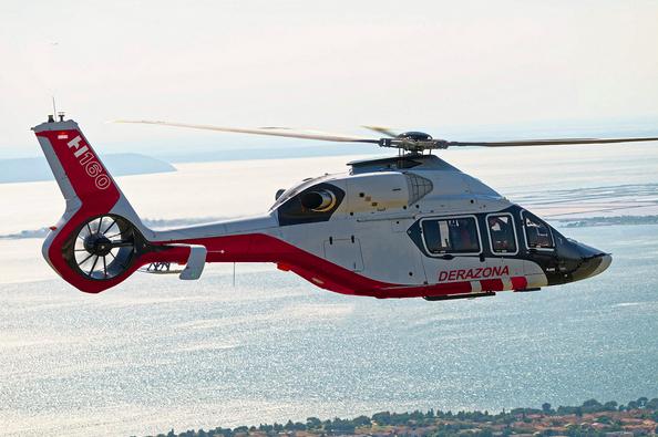 H160 : Deranoza, premier opérateur pétrolier de l'hélicoptère en Asie