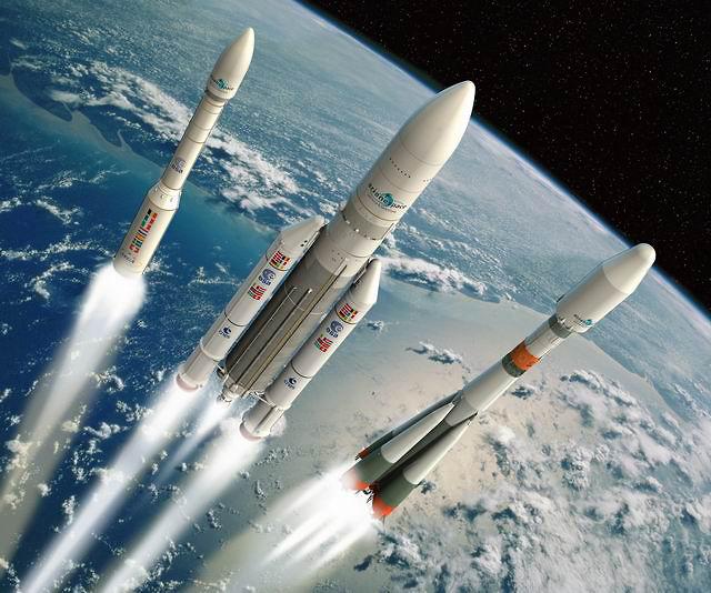 Airbus Safran Launchers devient actionnaire d'Arianespace à 74%
