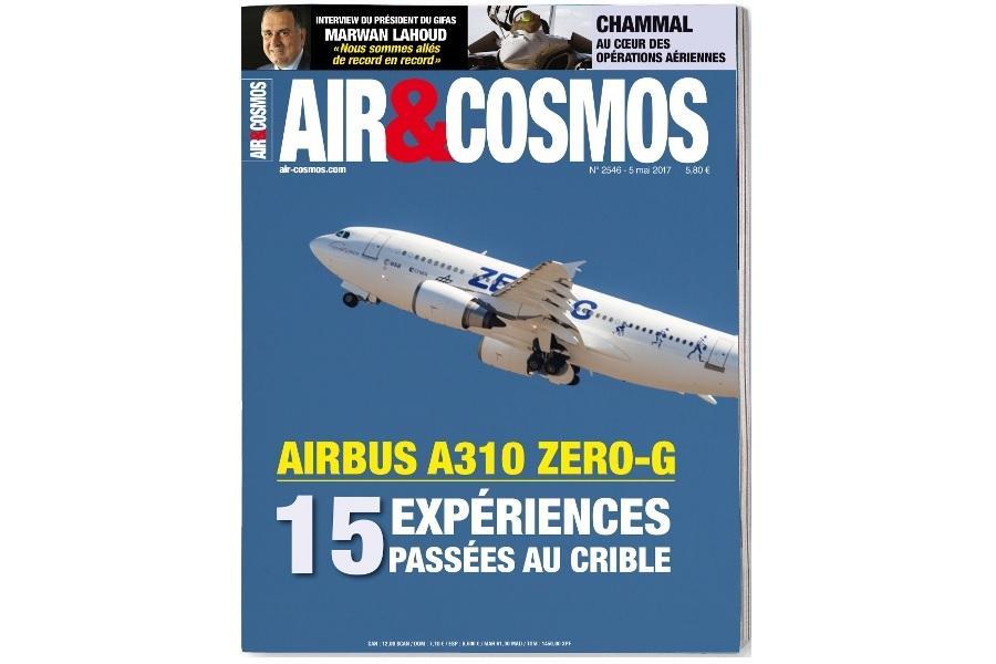 Cette semaine dans Air & Cosmos Magazine.