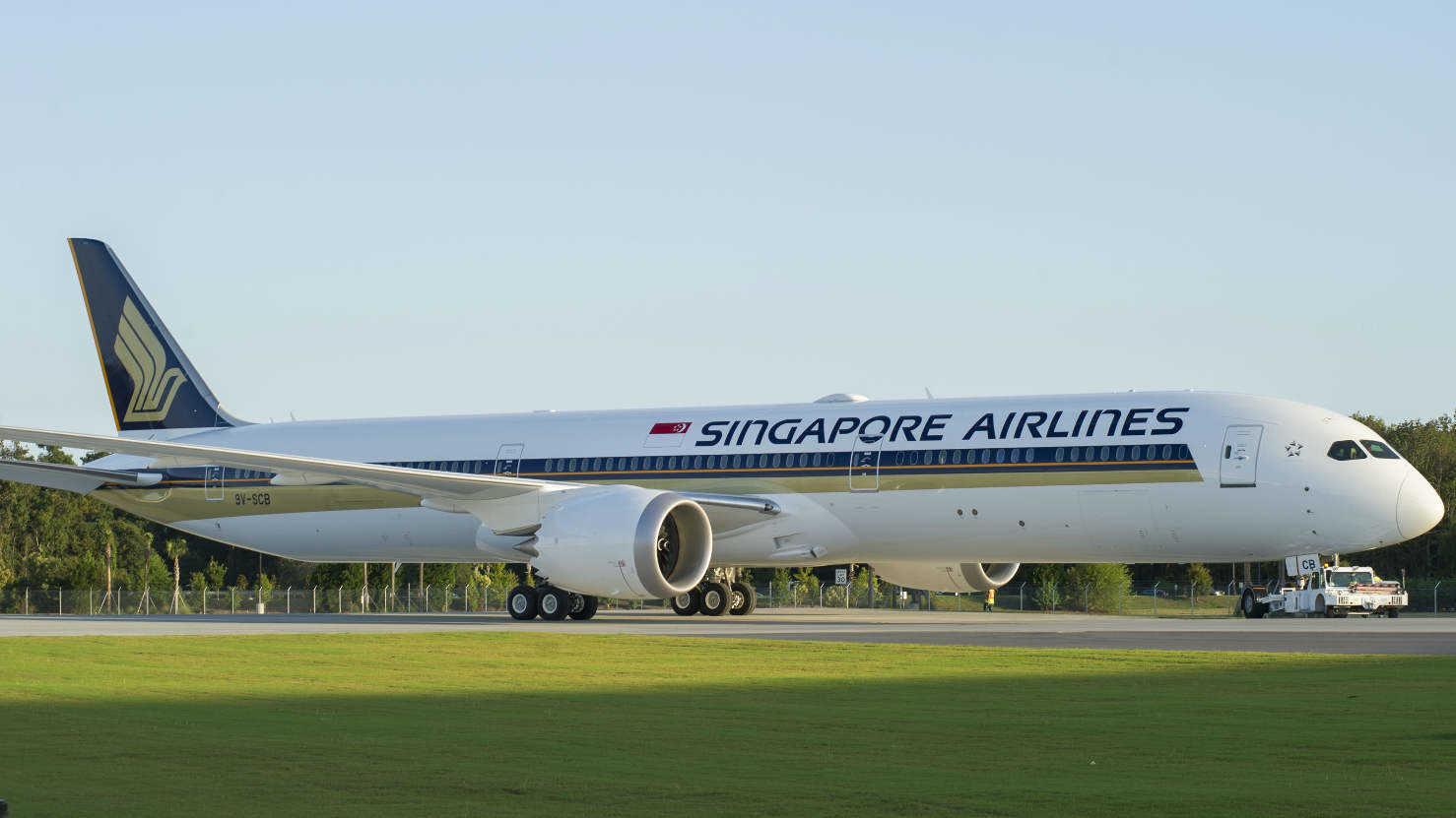 Singapore Airlines lève 2 milliards de dollars singapouriens supplémentaires