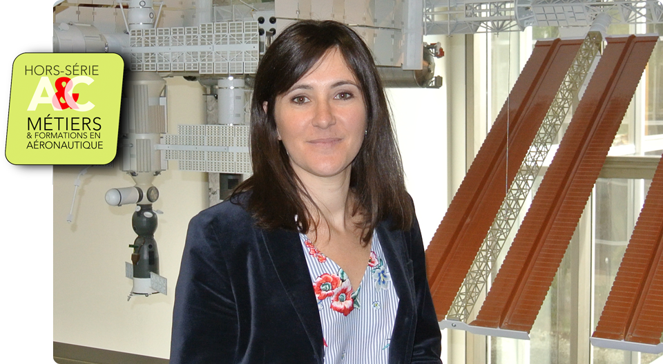 Anne-Cristelle Tournayre : bâtir le cerveau des satellites