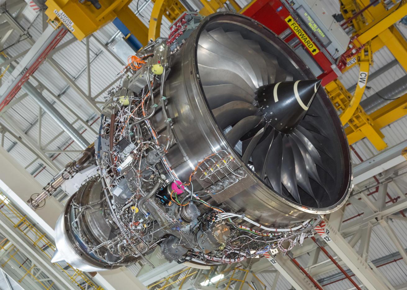 Rolls-Royce va passer au banc d'essais son Advance3