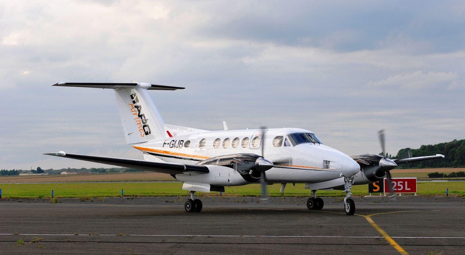 APG Airlines en phase finale de décollage