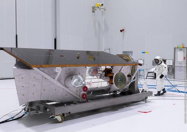Lancement réussi du satellite d'observation de la Terre Prisma