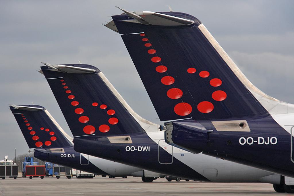 Brussels Airlines fait ses adieux à l'AVRO
