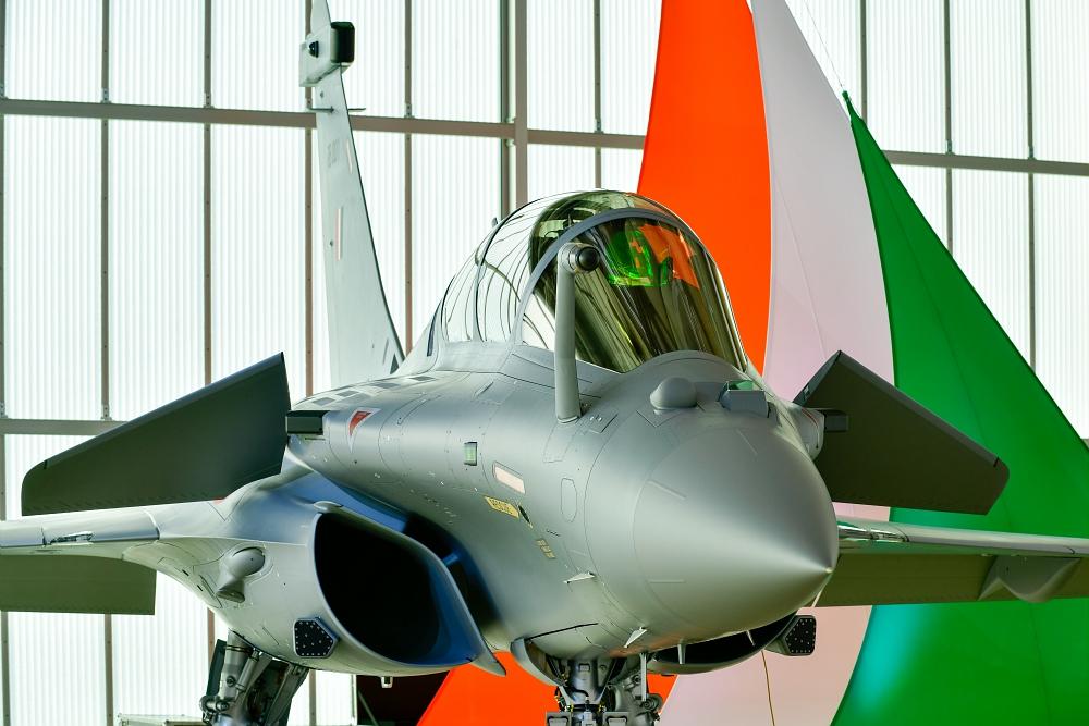 L'Inde réceptionne son premier Dassault Rafale