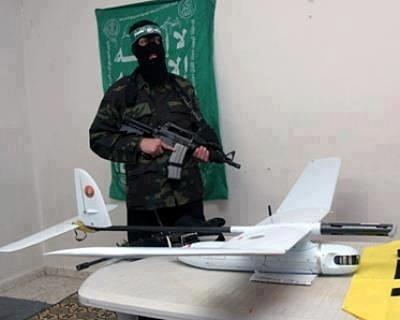 Israëlsous la menace des drones