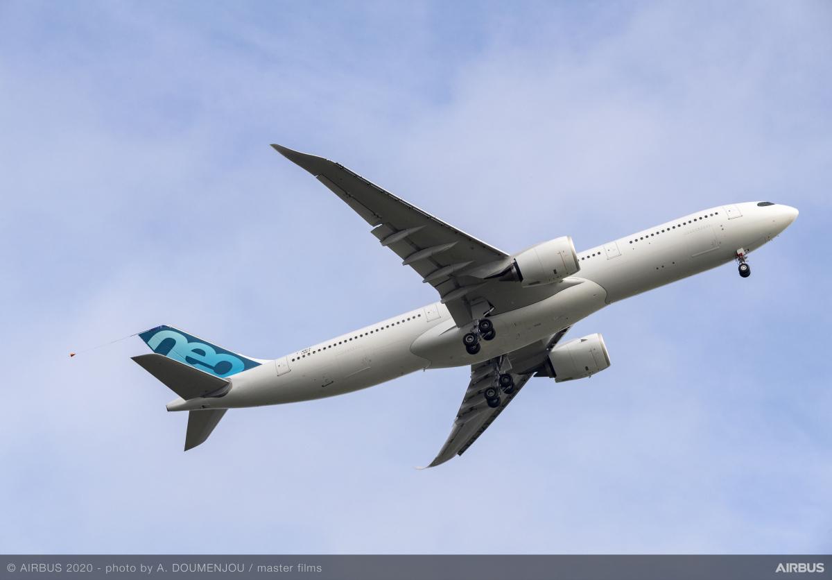 L'Airbus A330-900 à 251 tonnes certifié