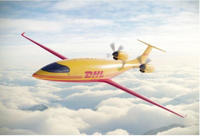 DHL Express se met aussi à l'avion électrique