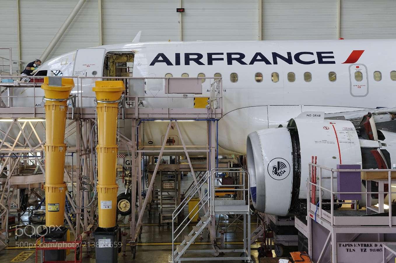 """Bourget 2017 : AFI KLM E&M dévoile une solution de """"maintenance prédictive"""""""