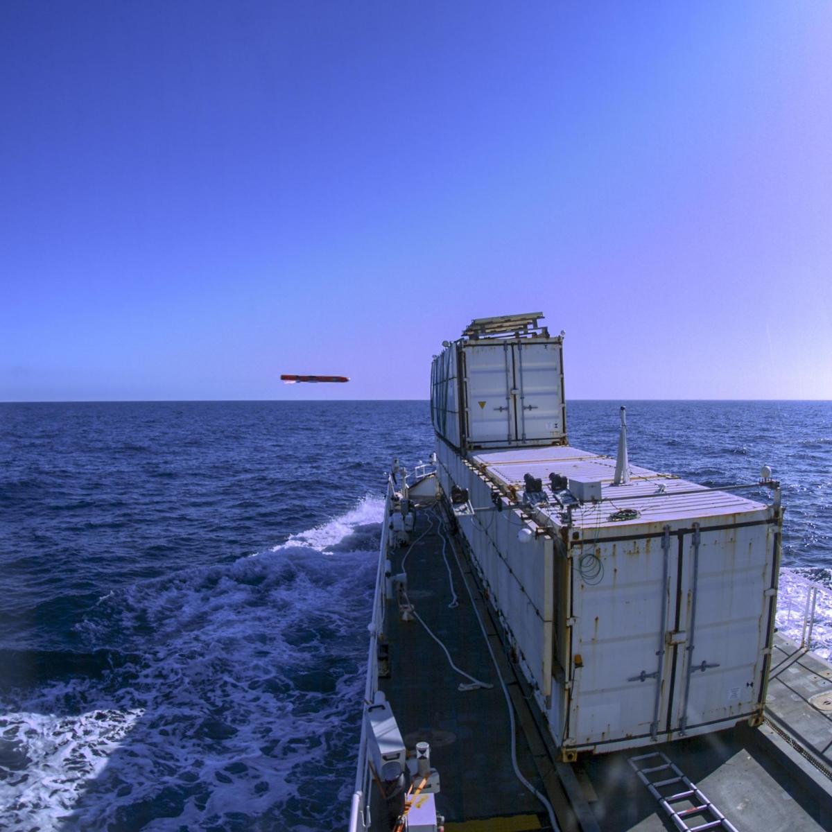 Missile MBDA ANL/Sea Venom : premier tir de qualif réussi