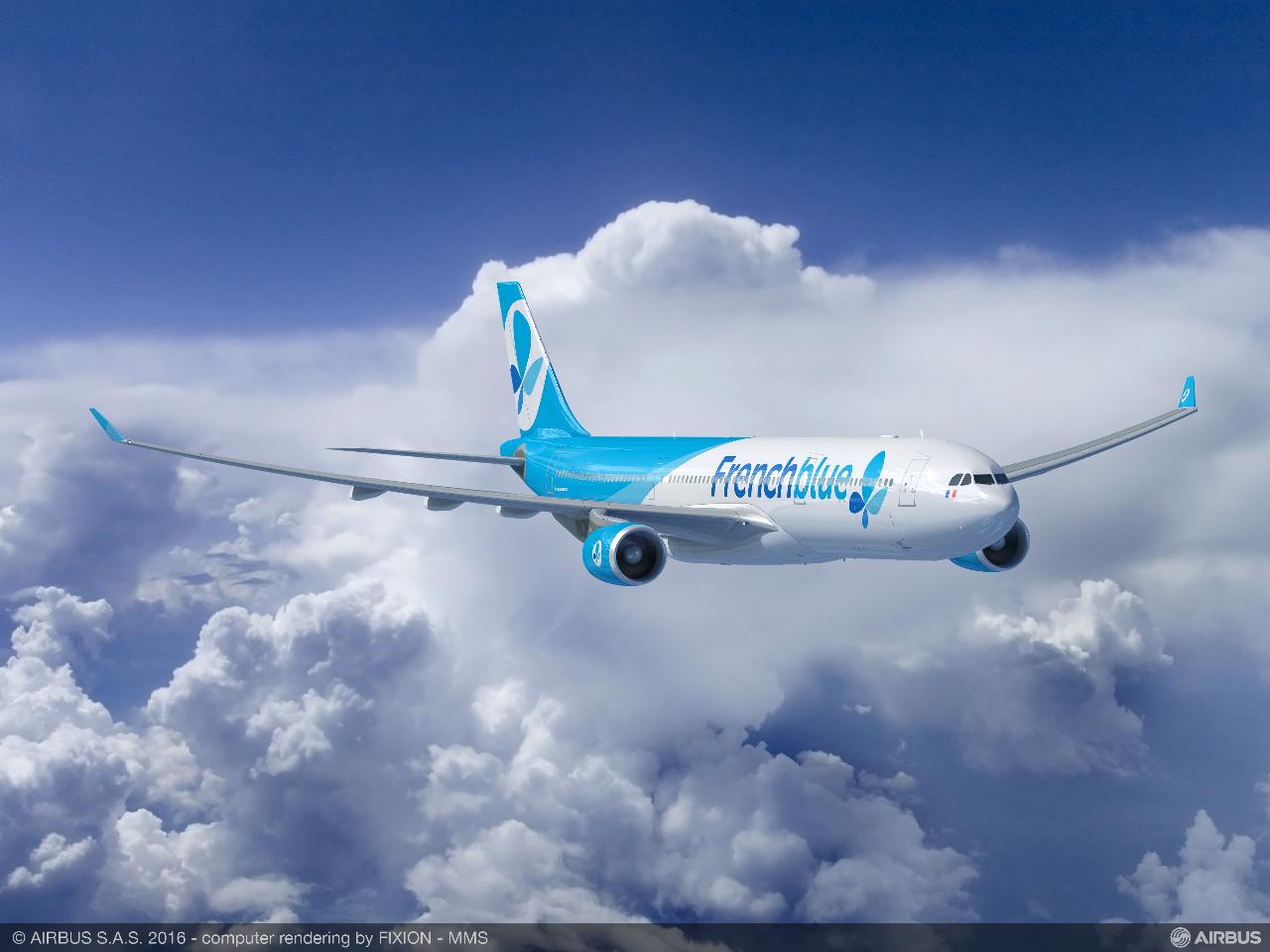 French Blue propose la traversée de l'Atlantique à partir de 149 euros