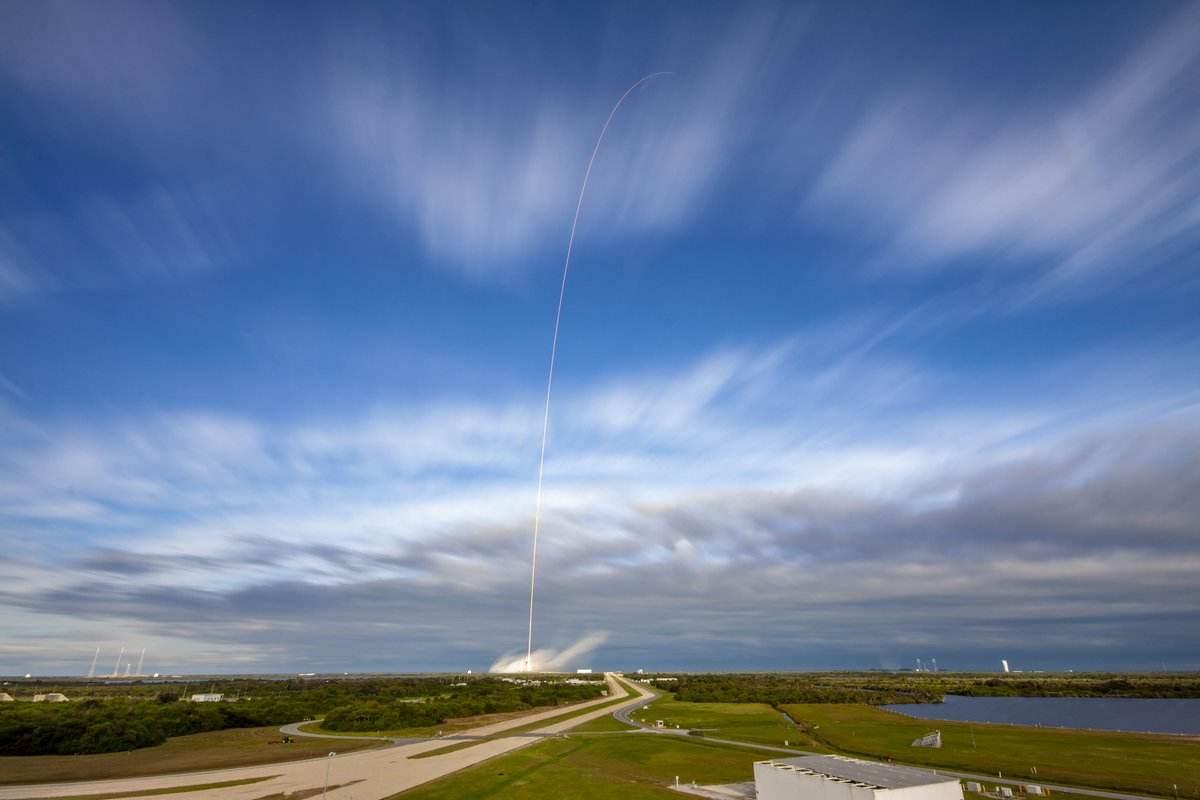 SpaceX égale son record annuel de lancements