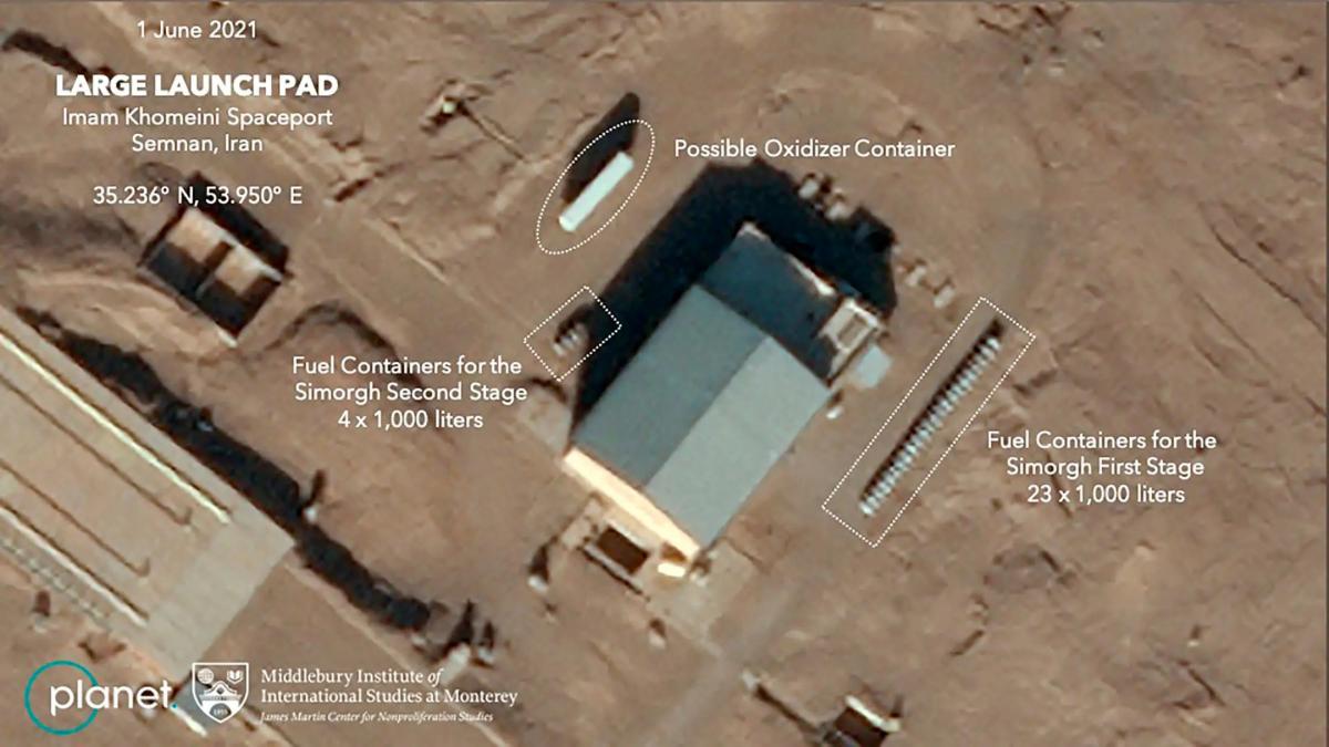 Nouvel échec au lancement en Iran ?