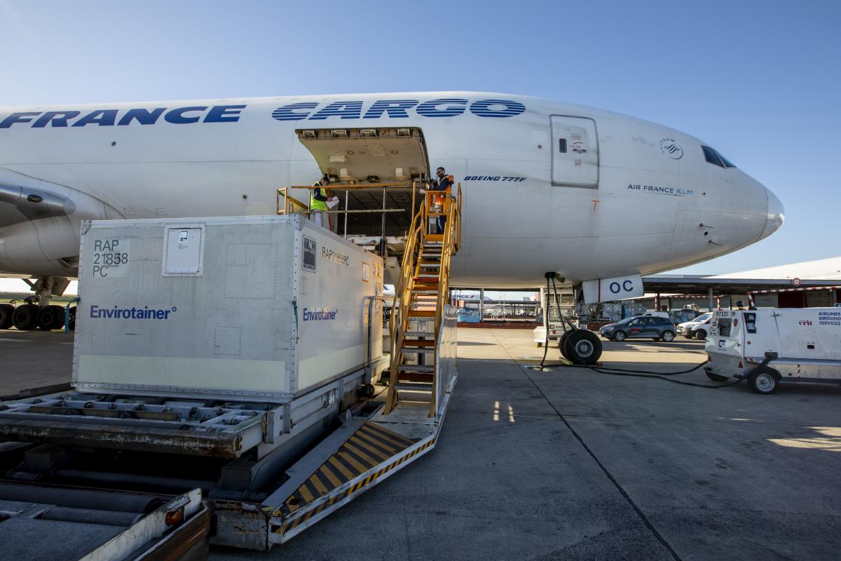 IATA : L'activité mondiale du cargo a retrouvé son niveau pré-crise en janvier