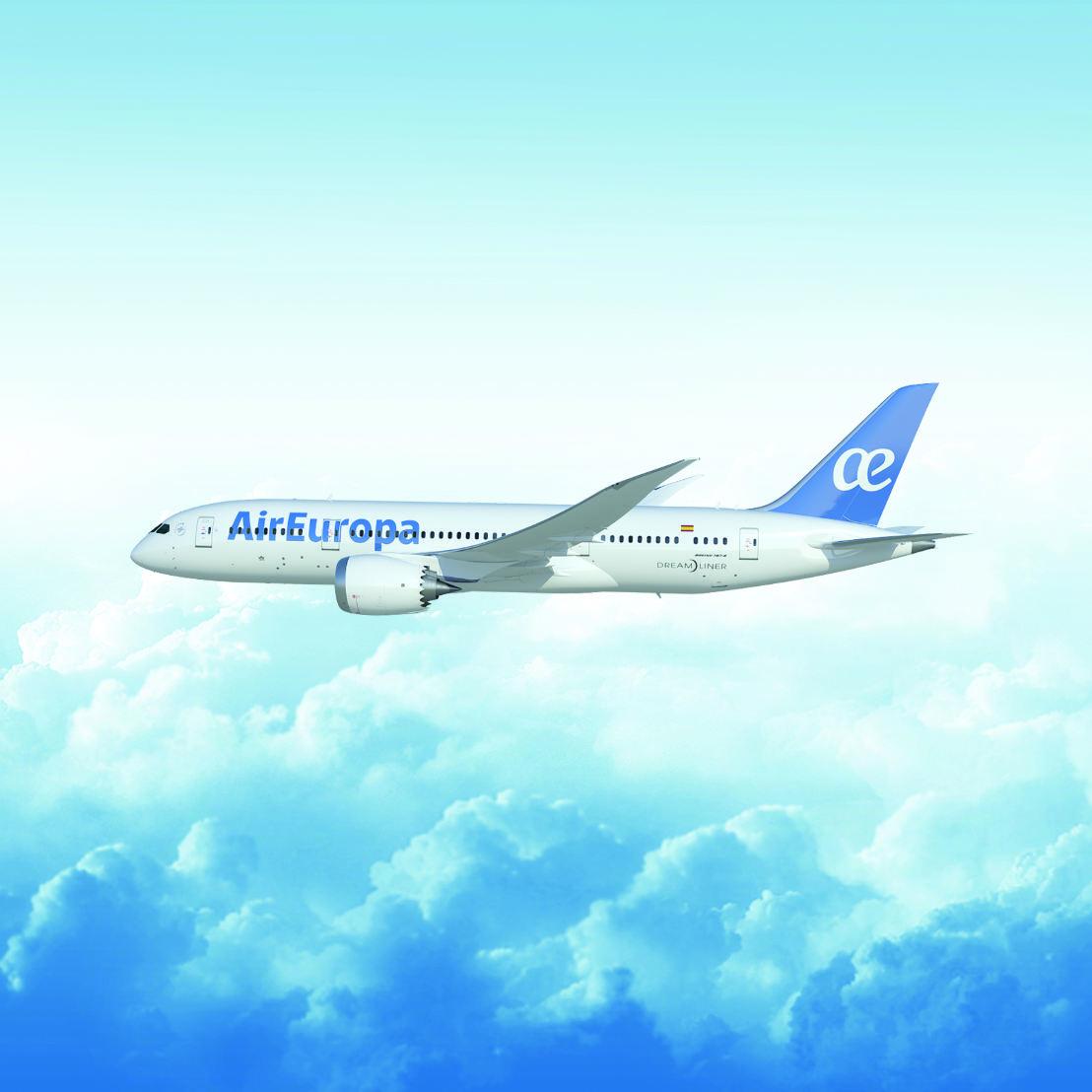 Air Europa positionne son sixième Boeing 787 Dreamliner vers Cuba