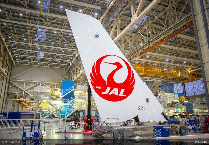 Japan Airlines gears up for first Airbus A350 XWB